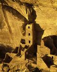 Square Tower Ruin, Mesa Verde National Park, Colorado