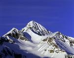 Mt. Wilson, 14,019' in fresh autumn snow, San Miguel Range, San Juan Mountains, Colorado