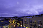 Cannery Row at twilight, Monterey, California
