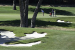 Golfing at Black Horse Golf Course, Seaside, Monterey County, California