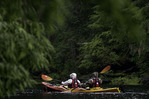 Kayaking in Yes Bay, Inside Passage, Alaska