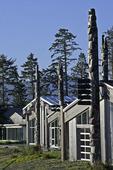 Haida Cultural Center, Skidegate, Haida Gwaii, British Columbia, Canada