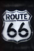 Route 66 sign, Arizona