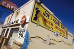 Joe & Aggie's Cafe, Route 66 in Holbrook, Arizona