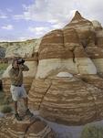 Kerrick James shoots Blue Canyon, Hopi Reservation, Arizona
