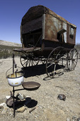 Cook wagon, Shakespeare, New Mexico