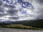 Summer morning, Tuolumne Meadows, Yosemite National Park, California