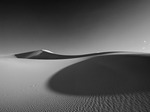 Morning light on the Mesquite Flats Dunes, Death Valley National Park, California