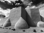 Mission of St. Francis of Assisi, Ranchos de Taos, New Mexico