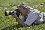 Kerrick James shooting in Glacier National Park, Montana