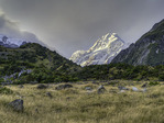 Aoraki-Mt. Cook, South Island, New Zealand