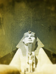 King Tut lives, at the Luxor Hotel, Las Vegas, Nevada