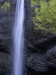 Latourell Falls in February, Columbia Gorge, Oregon