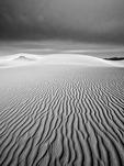 Mesquite Flats Dunes at sunrise, Death Valley National Park, California
