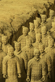 Terra Cotta Warriors Museum, Xi'an, China