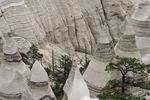 Tent Rocks, near Santa Fe, New Mexico
