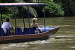 Cruising the Rio Frio, Cano Negro Wildlife Refuge, Costa Rica