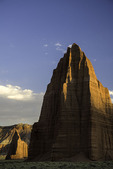 Temples of the Sun and Moon, Cathedral Valley, Capitol Reef National Park, Utah