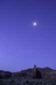 Temple of the Moon, Cathedral Valley, Capitol Reef National Park, Utah
