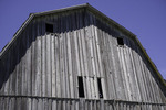 Face barn, Palouse, Washington