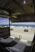 Beach life at the One & Only Palmilla, Los Cabos,  Baja California Sur, Mexico