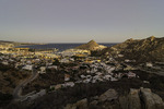 View from the Pedregal, Cabo San Lucas, Baja California Sur, Mexico