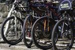 E-bike rentals, Courmayeur, Italy