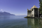 Castle Chillon, Montreaux, Lake Geneva, Switzerland