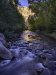 Autumn splendor in Aravaipa Canyon, Arizona