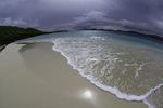 Turtle Beach on Buck Island, St. Croix, US Virgin Islands