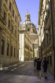 Exploring the historic neighborhoods of Salamanca, Spain