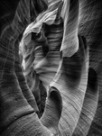 Deep inside Cardiac Canyon, Navajo Reservation, Arizona