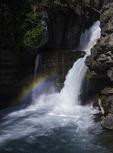 St. Mary Falls, Glacier NP, Montana