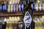 Hidden Hands wine at Merkin Osteria, Old Town, Cottonwood, Verde Valley Wine Trail, Arizona