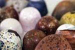 Gourmet chocolates at Graycliff Chocolates, Nassau, Bahamas