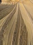 Layered sandstone, Coyote Buttes North, Vermillion Wilderness, Arizona
