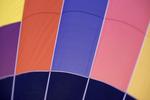 Fancy balloon at the Lake Havasu Balloon Fiesta, Lake Havasu City, Arizona