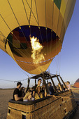 Ballooning over the Sonoran Desert with Hot Air Expeditions, Phoenix, Arizona