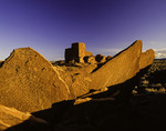 Wukoki Ruin at sunset, Wupatki National Monument, Arizona