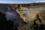 Grand Falls of the Little Colorado River, Arizona