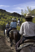Horseback tour, White Stallion Ranch, Marana, Arizona