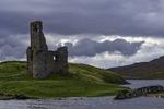 ArdvreckCastle, Loch Assynt, Assynt Coigach, Scotland