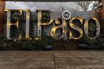 El Paso sign, DeadBeach Brewery, El Paso, Texas