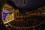 the El Paso Symphony Orchestra plays the Plaza Theatre, El Paso, Texas