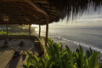 Sunrise yoga class at the Marival Armony, Riviera Nayarit, Mexico
