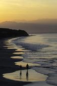 Sunrise beach stroll below the Marival Armony, Riviera Nayarit, Mexico