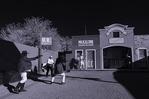 OK Corral gunfight show, Tombstone, Arizona