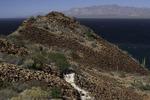 The old road still survives, Bahia Concepsion, Baja California Sur, Mexico