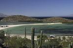 Playa El Requeson, Bahia Concepsion, Baja California Sur, Mexico