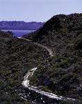 The original highway still survives, next Bahia Concepcion, Baja California Sur; Mexico